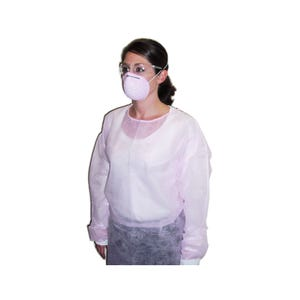 Cover Isolation Gowns