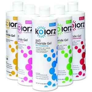 Kolorz APF Fluoride Gel