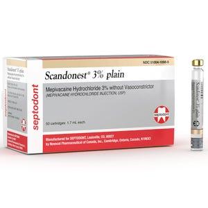 Scandonest 3% Plain