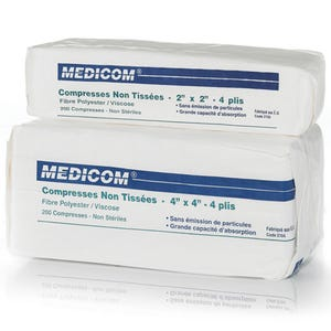Non-Woven Sponges Medicom