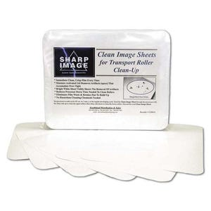 Clean Image Transport Roller Clean-Up Sheets
