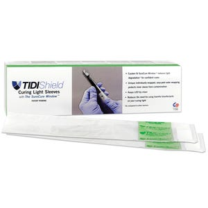 TidiShield Curing Light Sleeves