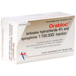 Orabloc