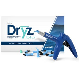 Dryz Blue Retraction Paste