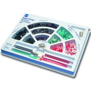 Super-Snap Disk System