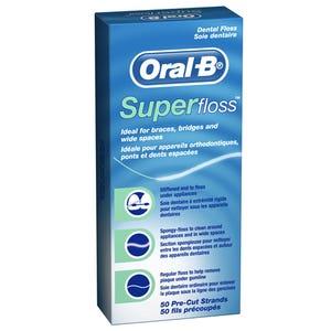 Oral-B Super-Floss