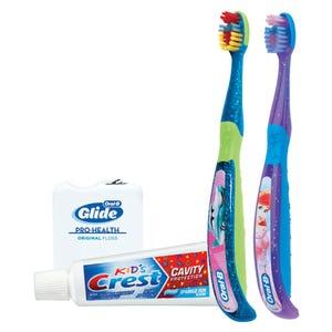 Oral-B Kids Solution Manual Toothbrush Bundle