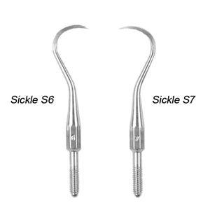 Sickle Scaler Cone Socket Tips (Carbon Steel)