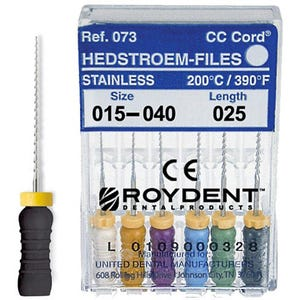 Hedstrom Files 25mm Roydent