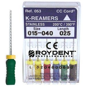 K-Reamers 21mm Roydent