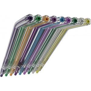 Crystal Tip Syringe Tips