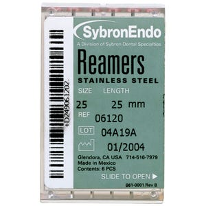 Reamers 21mm Kerr Endodontics