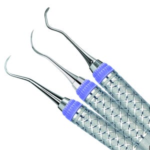 Sickle Scalers EverEdge 2.0 (9 Hdl) Hu-Friedy