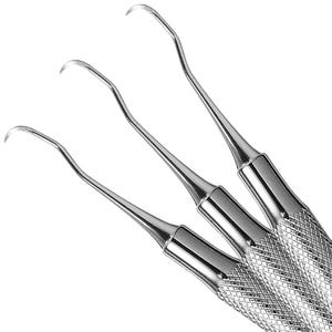 Sickle Scalers (4 Hdl) Hu-Friedy