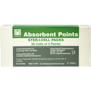 Absorbent Points Hygenic
