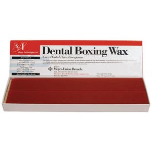 Red Boxing Wax